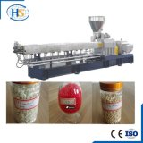 Nanjing Haisi Double Screw Extruder Machine / Equipment in Plastic Machine