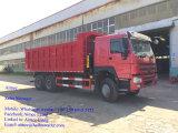 Sinotruk 6X4ディーゼルTipper 貨物自動車のトラック頑丈な ダンプトラック