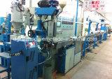 Línea de Prouduction del cable de la máquina de la protuberancia de cable de alambre de Lshf