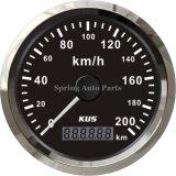 85mm GPS Speedometer Velometer 0-200km/H voor Beach Buggy Car Truck Tractor
