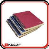 Cuaderno de color personalizado