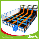 Super Mall adulte professionnelle Indoor Trampoline pour la vente