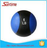 Medicine-ball en caoutchouc de bâtiment de corps, medicine-ball, medicine-ball pesé