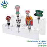 En acrylique transparent cornet de crème glacée titulaire