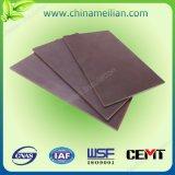 磁気電気ファブリック絶縁体によって薄板にされるシート(h)