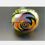 De Buis van het Water van het Glas van de kleur de Filter van de Buis van het Glas van 4.33 Duim