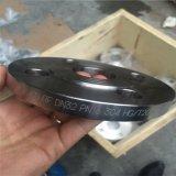 Enxerto especial não padronizado na flange do aço inoxidável da placa
