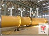 Secador giratório industrial amplamente utilizado de eficiência elevada