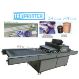 TM-UV750L Hot Sale 4000X980mmx1350mm 750mm Máquina de cura UV Equipamento de secagem