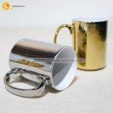 習慣16ozの電気版の陶磁器のコーヒー・マグ