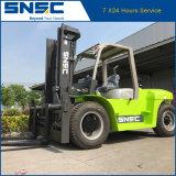 Snsc 10t Dieselgabelstapler mit Motor-Preis Japan-Isuzu