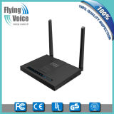 4G de Router van VoIP met het Vermogen Fwr7202 van Qos van de Kaart SIM en van de Haven 2 FXS