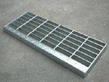 Pisadas de escalera de rejilla de la barra de acero del Técnico-Tamiz (T1, T2, T3 y T4)