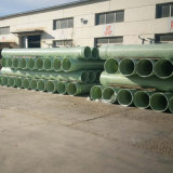 Tubo di rinforzo GRP resistente alla corrosione della vetroresina GRP FRP