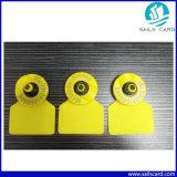 Opnieuw te gebruiken 134.2kHz RFID Ear Tag met Hole (qfrfidtag-002)