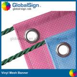 Для широкоформатной печати нестандартный виниловая сетка баннеры