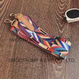 Saco de ombro de moda com Gancho Giratório Correias Bolsas Crossbody Vintage