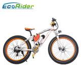 26inch脂肪質のタイヤの電気バイクかマウンテンバイクまたは雪のバイクの自転車2018年