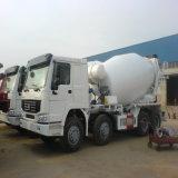 10 de Vrachtwagen van de Concrete Mixer van m3 Sinotruk HOWO 6X4