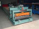 De Machine van de Vorm van het Broodje van de Tegel van het dak, de Tegel die van het Dak van het Metaal Machine maken