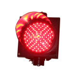 Alta vendita impermeabile del semaforo di colore rosso LED di luminosità 200mm