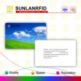 Печатание карточки VIP членства PVC от Sunlanrfid