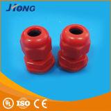 Thread Strain Relief Glandes de cabos, vedantes impermeáveis, Glandes de cabo de nylon