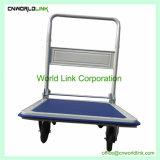 Faltender Laufkatze-Ladeplatten-HochleistungslKW der Plattform-300kg