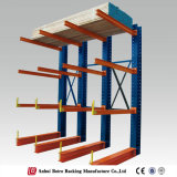 Revêtement en poudre industriel Single-Side Cantilever Racks métalliques