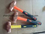 Alliage de cuivre étincelant non le marteau d'étrier avec le traitement de fibre