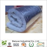 Ая алюминиевой фольгой теплостойкfNs изоляция трубопровода HVAC Batts