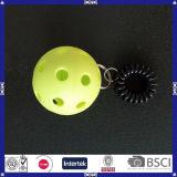26 orificios modificaron la bola doble de Pickleball para requisitos particulares de los colores