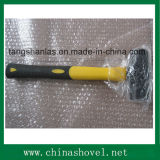 De Hamer van de Slee van het Koolstofstaal van de Goede Kwaliteit van het werktuig Met Handvat