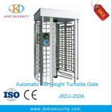 El precio de fábrica Puerta giratoria de seguridad para el sistema de control de acceso de altura completa