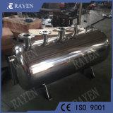 食品等級のステンレス鋼の燃料タンクのオイルタンク