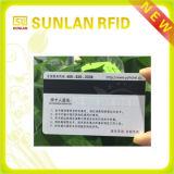 Carte RF RF sans contact RFID avec bande magnétique