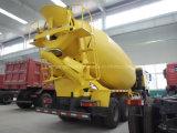 Sinotruk HOWO A7 10metros cúbicos de máquina de mistura
