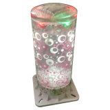 Solar LED de color LED lámpara de jardín de la lámpara