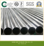 Fornitore ASTM 304 316L Stainelss Steel Welded Tube