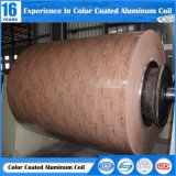 ホーム飾ることのための0.02-3mm木穀物アルミニウムコイル