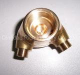 CNC de mecanizado de piezas, de alta precisión personalizada de aluminio de piezas de repuesto, piezas torneadas, piezas de latón