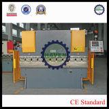 machine hydraulique de frein de presse de la plaque 100t en acier