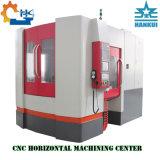 Centre d'usinage CNC horizontal de la vitesse de broche 6000tr/min