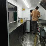 이동할 수 있는 음식 체더링 트레일러, 판매를 위한 Towable 음식 트레일러