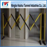 2 * 4 de aluminio expandible barrera de tráfico plegable en venta