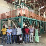 30 de milho de moagem toneladas de planta da fábrica