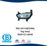 Feu antibrouillard Kia Rio 2011 Sedan fournisseur Accessoires auto