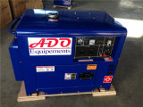 tipo silencioso generador diesel de 5kVA/6kVA con el ATS opcional