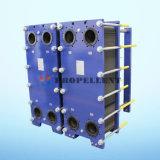 等しいMシリーズ高熱の転送の効率のガスケットの版の熱交換器