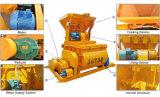 Js500対シャフトのミキサー機械0.50m3具体的なミキサー